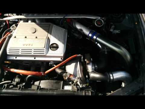 1996 Lexus ES300 1MZ-FE acceleration to 60mph | FunnyCat TV