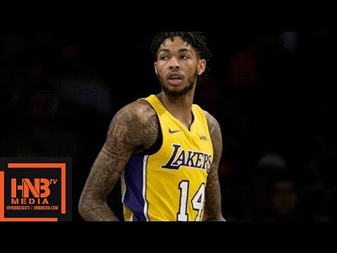 LA Lakers vs Phoenix Suns 1st Qtr Highlights / Week 5 / 2017 NBA Season