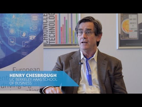 SEC2SV European Innovation Day 2016 | Interview with Henry Chesbrough