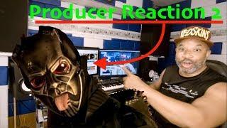 Producer slipknot psychosocial Reaction