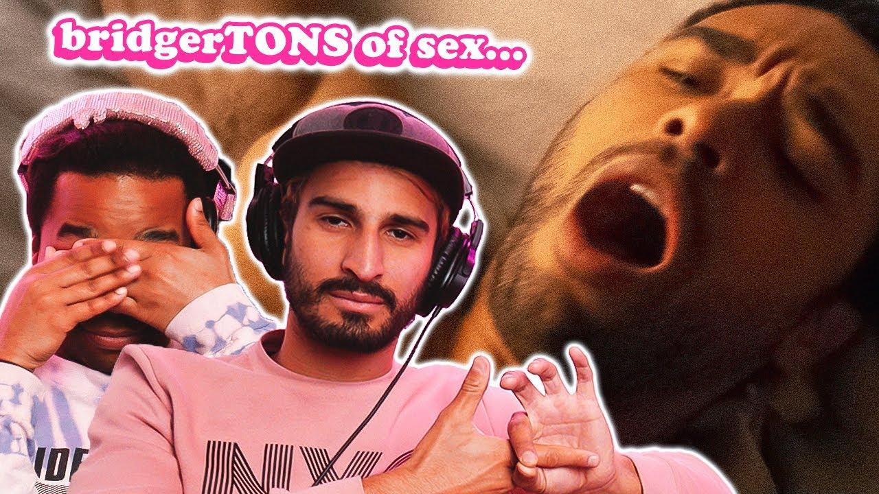 Download BRIDGER-TONS OF SEX! *BRIDGERTON 1x6 REACTION*