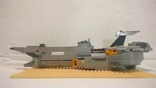�������� ���� Наутилус (подводный корабль) самоделка из Лего ������