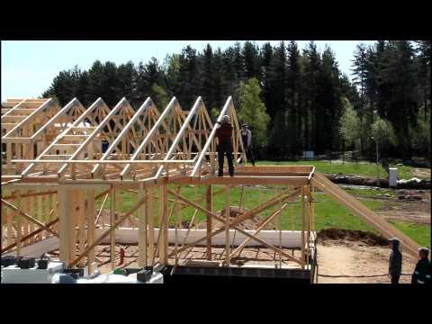 видео: Строим дом своими руками и своими силами (часть 6-1)