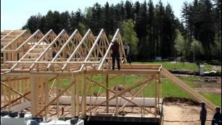 Строим дом своими руками и своими силами (часть 6-1)