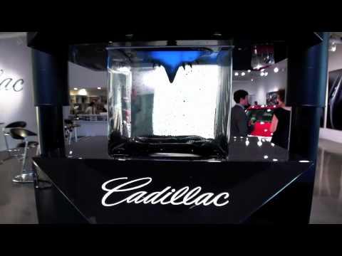 2013 Cadillac XTS Magnetinc Ride Control