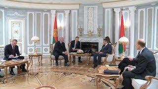 Лукашенко отмечает вклад Германии в урегулирование конфликта в Украине