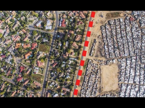 Thumbnail: A drone captured shocking footage of inequality in Mexico City and South Africa
