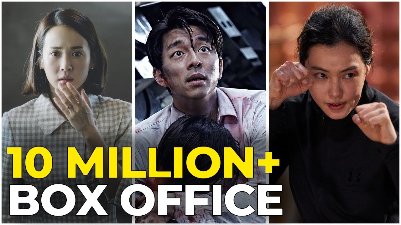 Download 19 Korean Movies that passed 10 MILLION+ Box Office | EONTALK