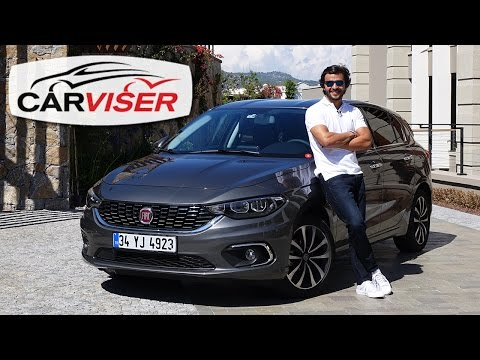 Fiat Egea Hatchback Test Sr Review English subtitled