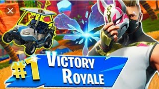 Victoria real en fortnite