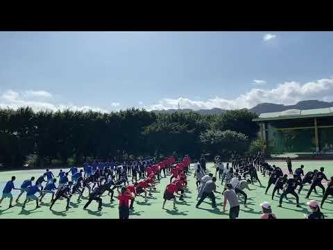20191109 尖山國中校慶運動會|九年級大會舞