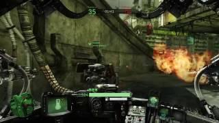 Hawken Gameplay (PS4)