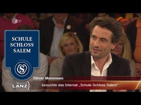 Schauspieler Oliver Mommsen über seine Zeit aufder Schule Schloss Salem