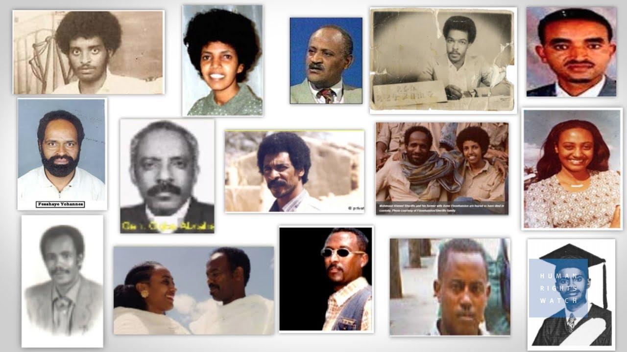 Eritrea: Political Prisoners.