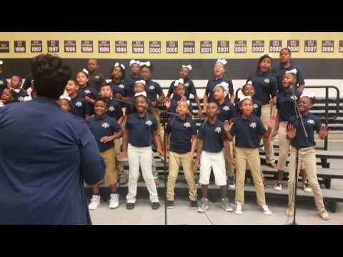 Tomorrow by The Cleveland Academy of Leadership Choir