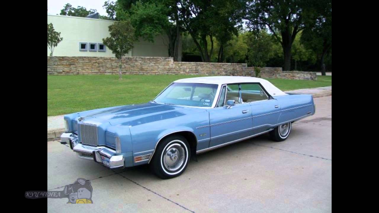 1978 Chrysler New Yorker Old Cars Tuned Usa