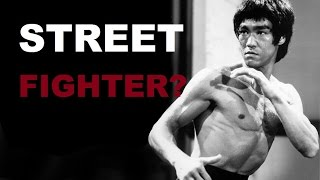 Bruce Lee as a Street Fighter?