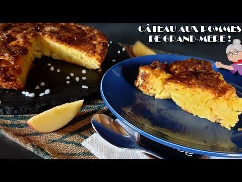 mon-confinement-en-cuisine-#1-:-le-gÂteau-aux-pommes-de-grand-mÈre-!