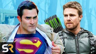 Arrowverse Theory: Will Superman And Green Arrow Die In Crisis On Infinite Earths?