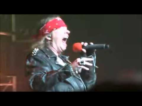 Guns N Roses Axl Rose to sing for AC/DC - have they been seen at same rehearsal studio?