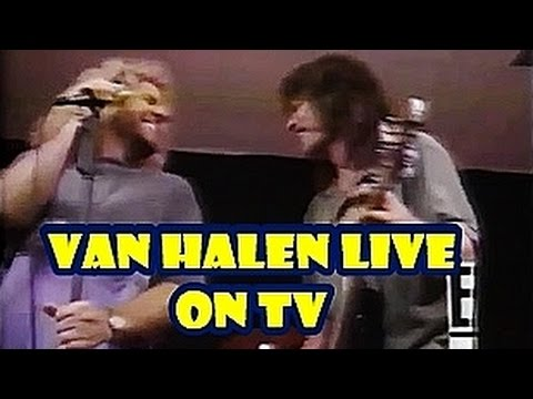 VAN HALEN judgment day LIVE performance on E
