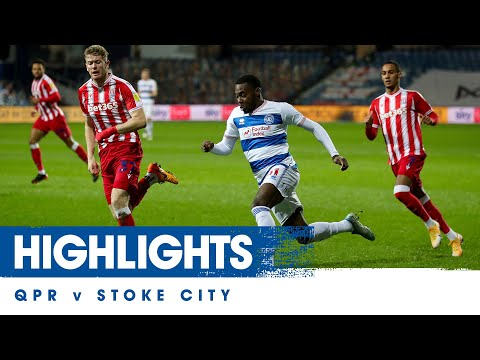 QPR Stoke Goals And Highlights