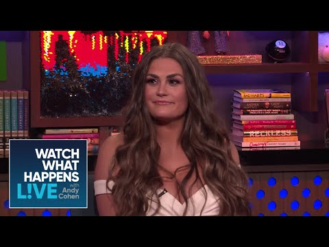 Why Brittany Cartwright Stayed With Jax Taylor  Vanderpump Rules  WWHL