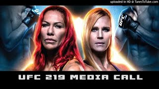 Video UFC 219: Cris Cybrog vs Holly Holm Media Call (FULL) download MP3, 3GP, MP4, WEBM, AVI, FLV Juli 2018