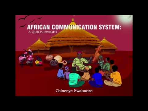 African Communication System (Table Of Contents)