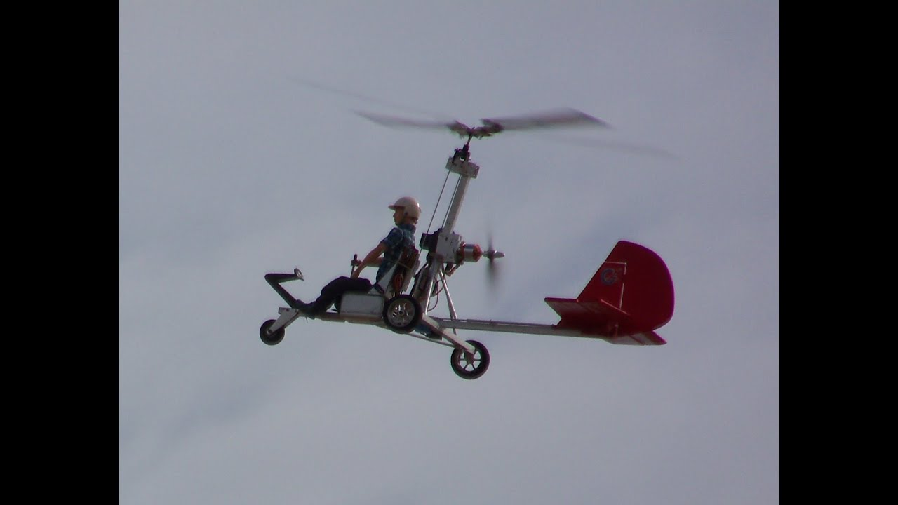 Rc Autogyro - Year of Clean Water