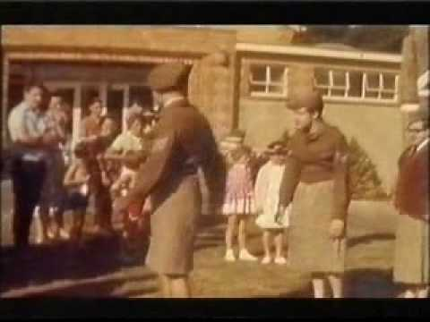 Old Ciné Footage Of Pontin's Little Canada, Wooton Bridge, Isle Of Wight