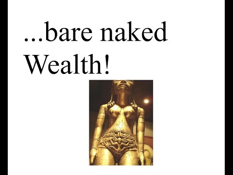 """BIX NEWS: Clif High's """"bare Naked Wealth"""" Report is Here!"""