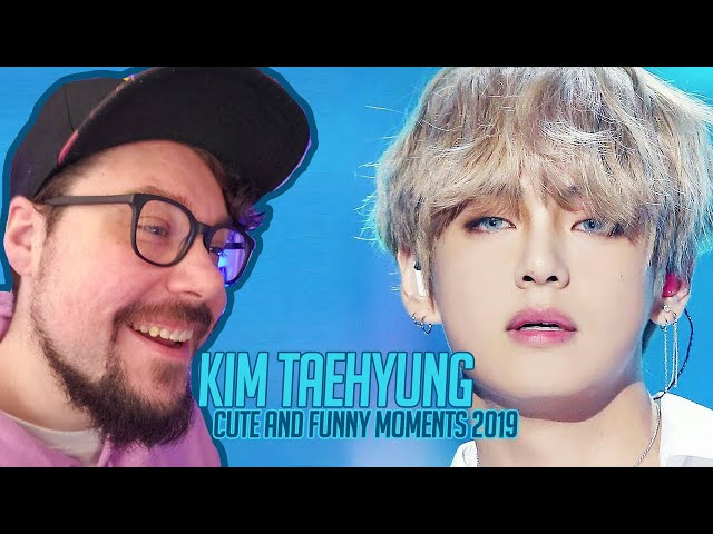 Mikey Reacts to Kim Taehyung Cute and Funny Moments 2019