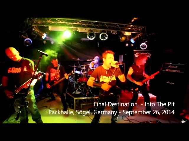 Final Destination - Into The Pit (Sögel, Germany)