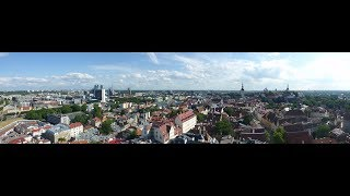 Exploring Europe[Learning the culture and atmosphere in Tallinn, Estonia]