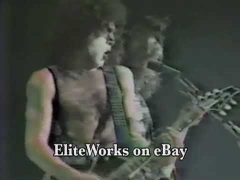 KISS-Baton Rouge 1979 Live Footage-THE JOURNAL-RARE!!! (4 of