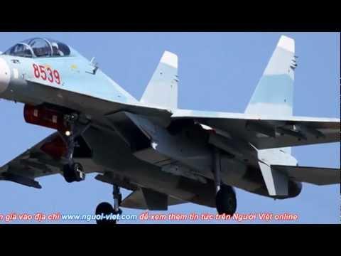 Máy bay Sukhoi -- 30MK2 bị rơi ở vùng viễn đông nước Nga.