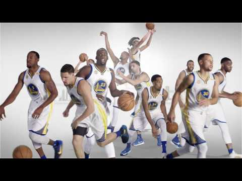 2016-17 Warriors Opening Video