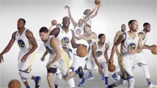 2016-17 Warriors Opening Video