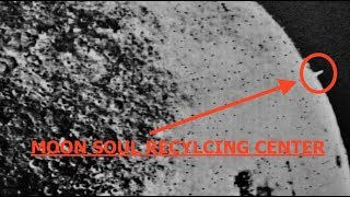"""Is the Moon a Soul Recycling Center? Ancient Texts Discovered """"The Earth without a Moon"""