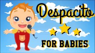 2 HOURS - DESPACITO FOR BABIES - Sleeping Lullaby