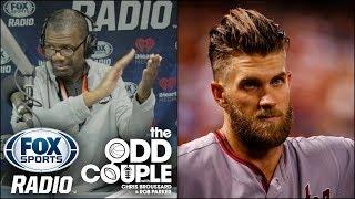 MLB - Philadelphia Phillies Land Bryce Harper for 13 years, $330 Million