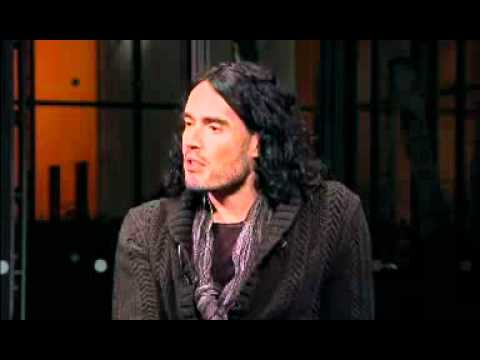 Russell Brand Interview With NY Times Clip