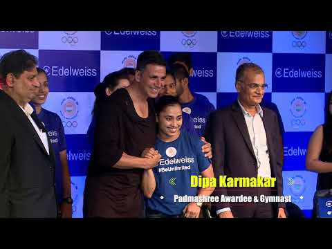 Edelweiss And IOA Hosted A Live Event For Team India