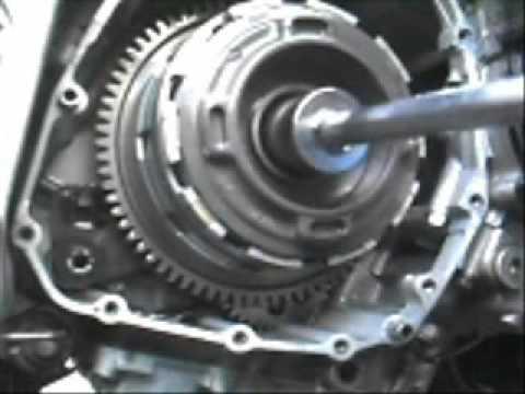 Suzuki GSX-R Clutch Rebuild - YouTube