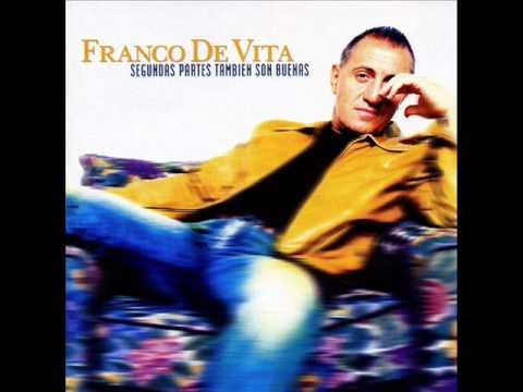 """Franco De Vita -"""" Como decirte no"""" (pop latino)"""