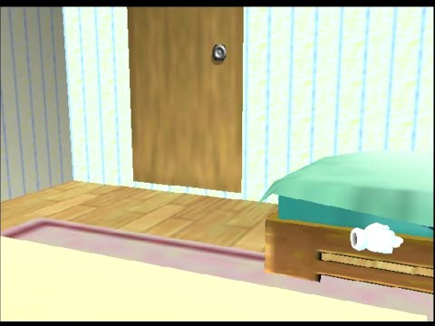 A closer look at the Super Smash Bros 64 Bedroom  YouTube