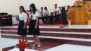 Duet Jejak Mu Tuhan | Duet Rohani| Lagu Penyembahan Jejak Mu Tuhan| Setiawati Gulo
