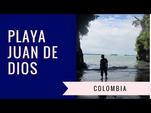 PLAYA JUAN DE DIOS - COLOMBIA | El Blog De AnaP
