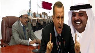Warar Deg Deg Ah Mowqifka Farmaajo M/Goboleedyada, Hiilada Qatar, Xariirka Turkiga & Somalia